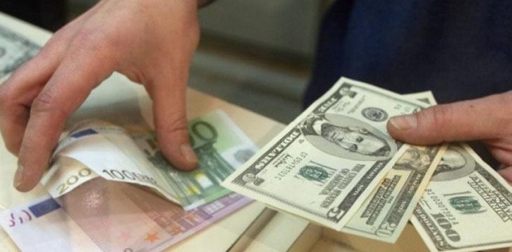 Вклады в иностранной валюте