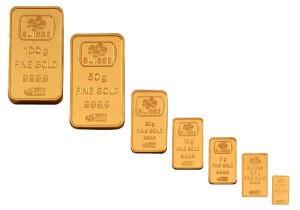 Инвестиции в золотые слитки: где купить золото