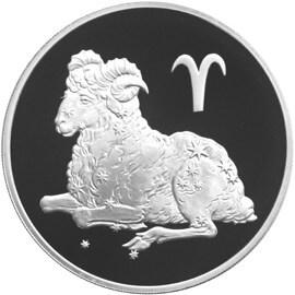 Монеты из серии «Знаки зодиака»