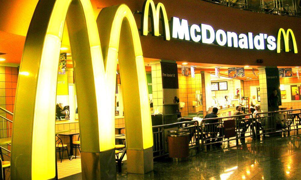 Возможность открытия Макдональдса в родном городе