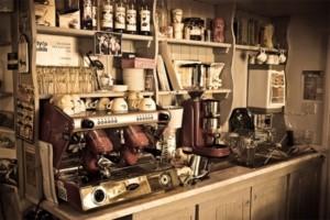 Оборудование кофейни