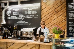 Обустройство кофейни