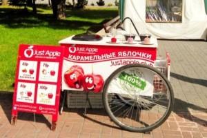 Возможность приготовления и продажи сладости на улице