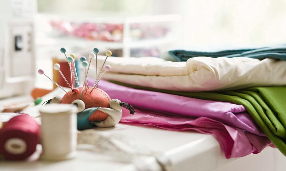 Организация бизнеса по пошиву одежды
