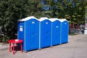 Туалетный бизнес