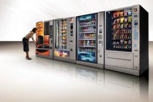 Установка торговых автоматов