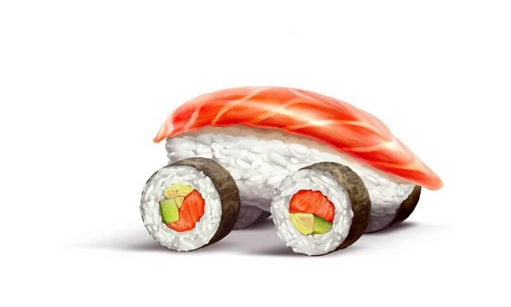 Как открыть суши-бар или доставку суши