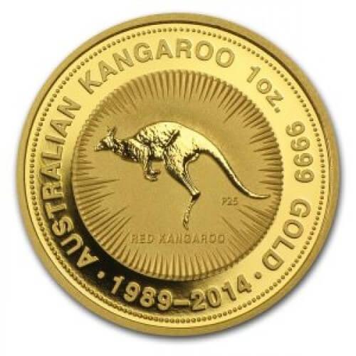 Еженедельный обзор рынка золотых инвестиционных монет  (8-14 октября 2018 г.)