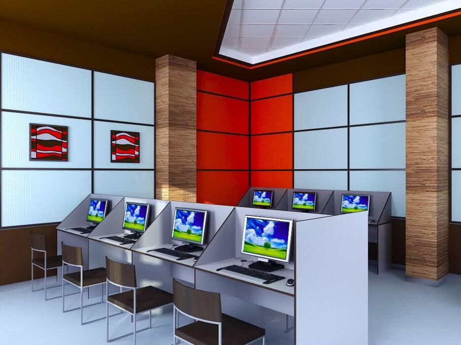 Как открыть интернет кафе - Бизнес