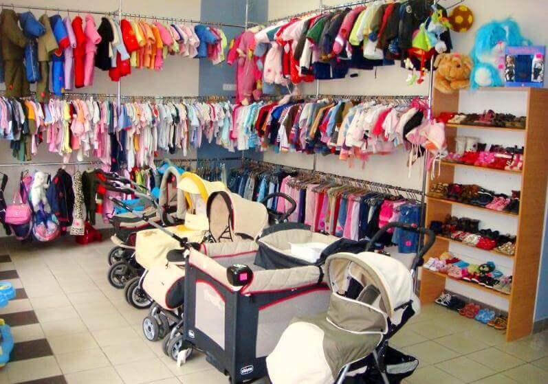 Свой бизнес как открыть магазин детских комиссионных товаров