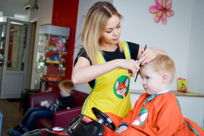 Франшизы детских парикмахерских
