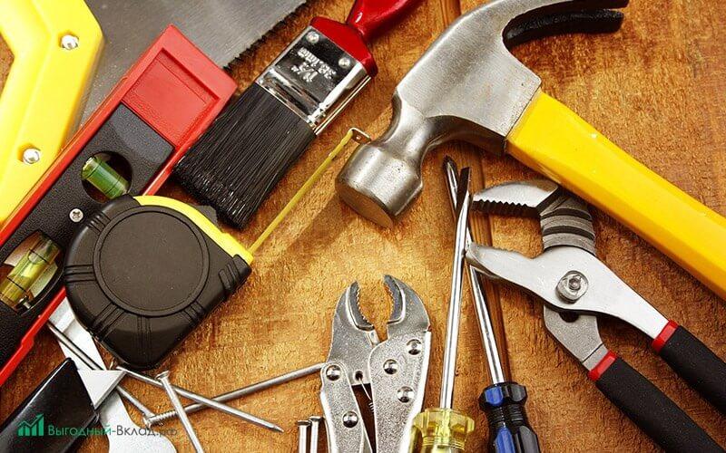 Как открыть бизнес по ремонту квартир?