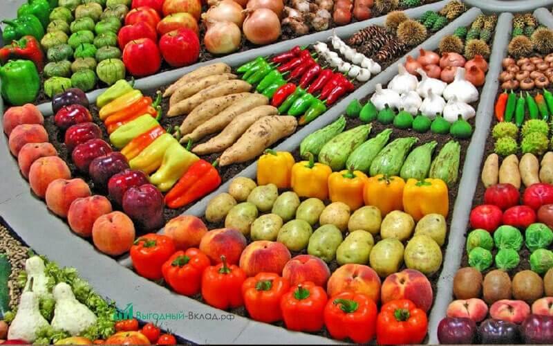 Бизнес с продуктами: продаем овощи и фрукты