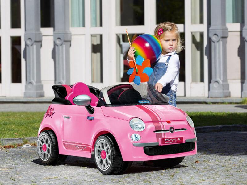 Прокат электромобилей для детей как бизнес