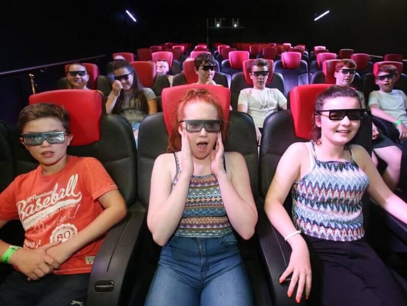 Открытие 5D кинотеатра: бизнес-план