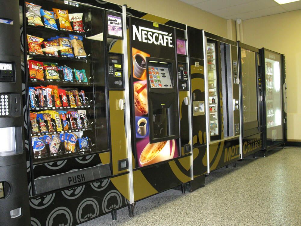 Конкуренция кофе автоматов