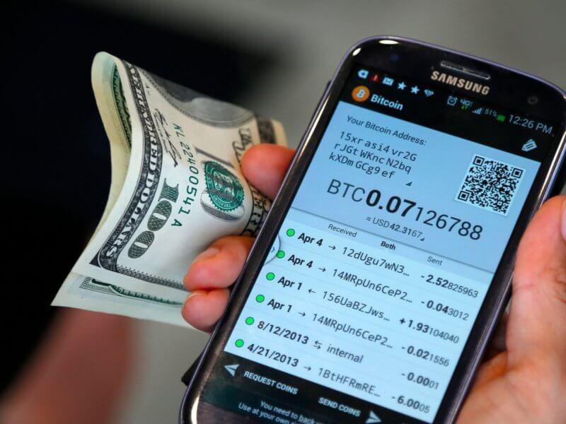 Виды обменников криптовалют