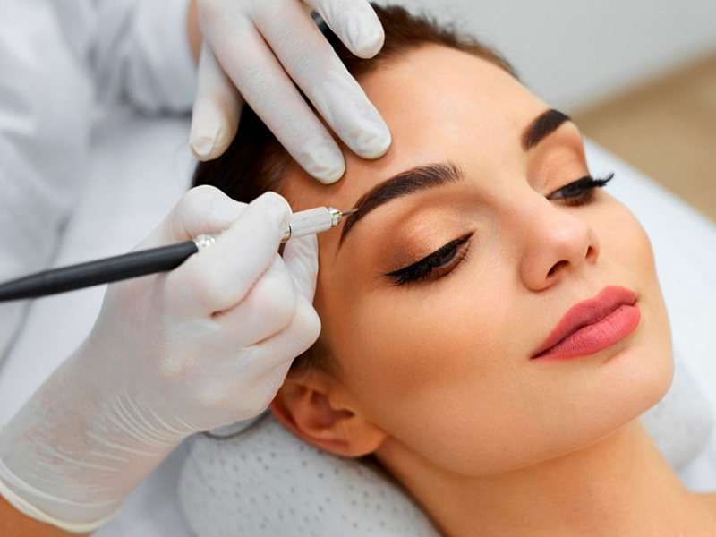 Бизнес-идея салона перманентного макияжа