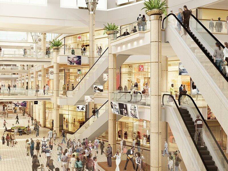 Бизнес-идеи в торговом центре