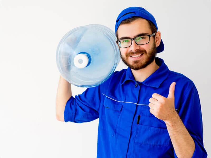 Бизнес-план доставка воды