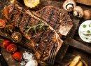 ресторан мясо гриль