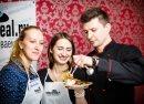 тестируем кулинарные шедевры участников вместе