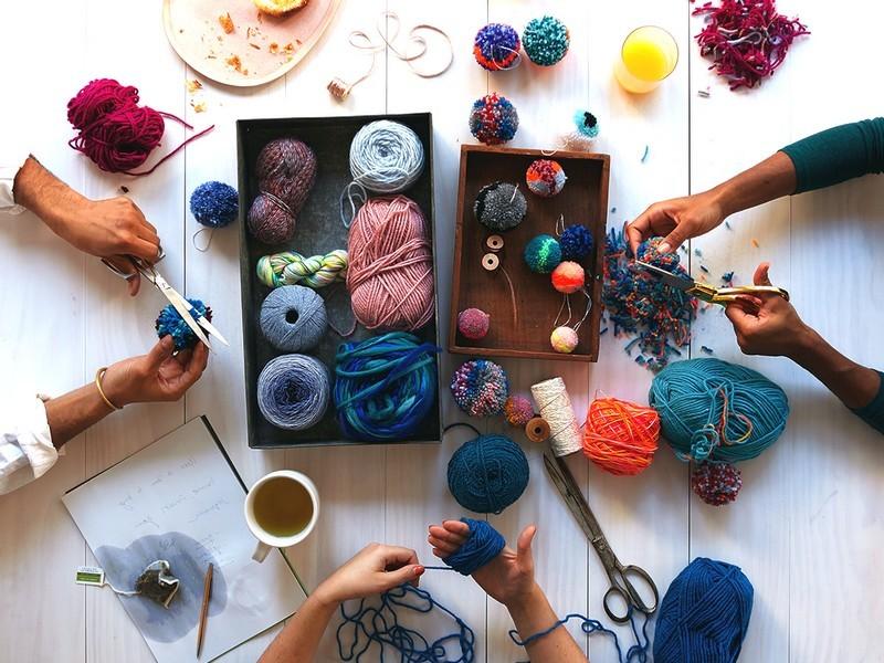 Производство наборов для творчества как бизнес