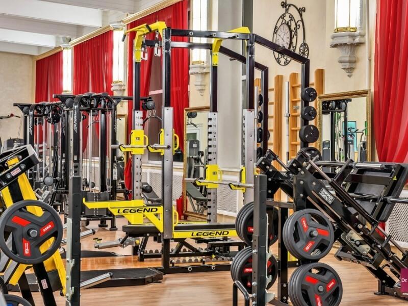 Оборудование для спорт зала