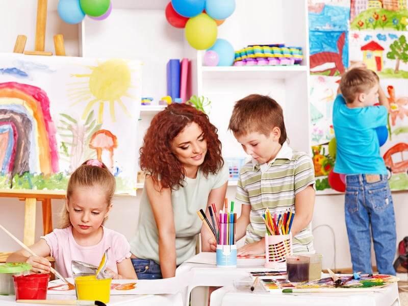 Бизнес-план детского центра